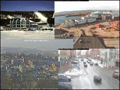 Barents webcams